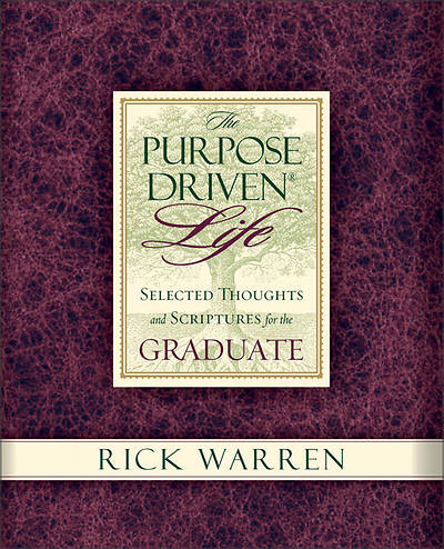 The Purpose Driven Life Graduates