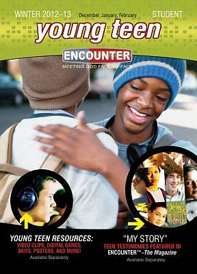 Encounter Young Teen Student Book Winter 2012-13