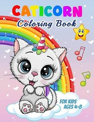 Picture of Caticorn Coloring Book