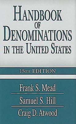 Picture of Handbook of Denominations in the United States 13th Edition - Adobe Edition