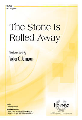 The Stone Is Rolled Away SATB, A cappella