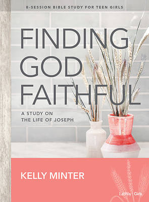 Picture of Finding God Faithful - Teen Girls' Bible Study Book