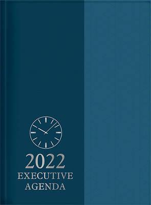 Picture of The Treasure of Wisdom - 2022 Executive Agenda - Blue