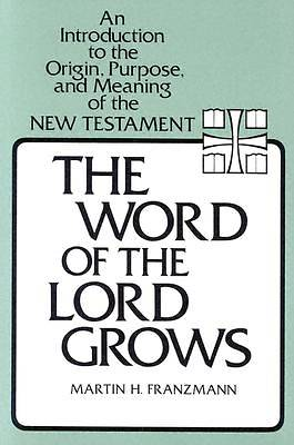 Picture of The Word of the Lord Grows