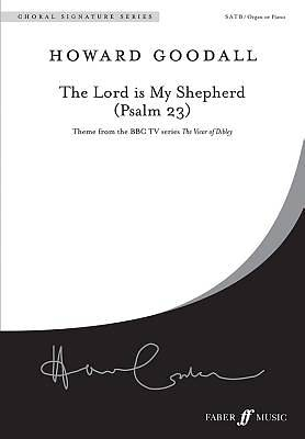 The Lord Is My Shepherd (Psalm 23) SATB