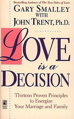 Picture of Love Is a Decision