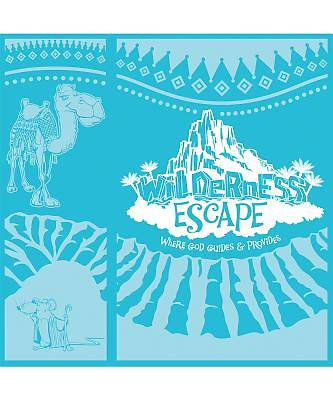 Group VBS 2014 Wilderness Escape Banduras, Tribe Issachar 6pk