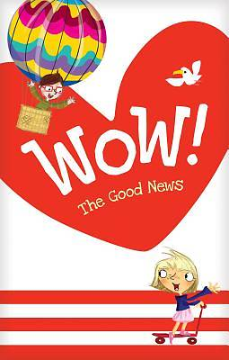 Picture of Wow! the Good News Tract 20-Pack
