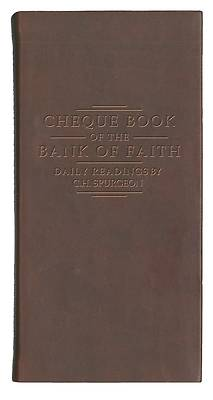 Picture of Chequebook of the Bank of Faith