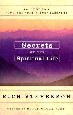 Secrets of the Spiritual Life