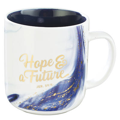 Picture of Mug Coffee - Hope and a Future - Jeremiah 29:11
