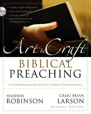 Picture of The Art & Craft of Biblical Preaching