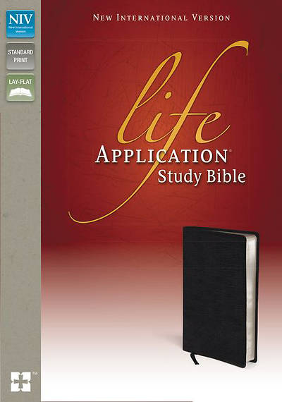 Picture of New International Version Life Application Study Bible