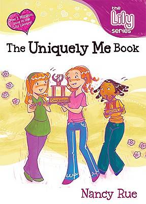 The Uniquely Me Book
