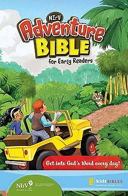 Adventure Bible New International Version for Early Readers