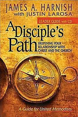 A Disciples Path Leader Guide with CD-ROM