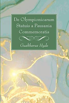 Picture of De Olympionicarum Statuis a Pausania Commemoratis