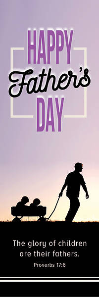 Picture of Happy Father's Day Bookmark