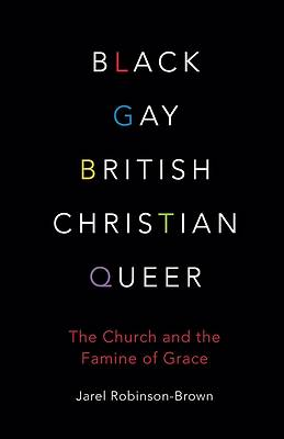 Picture of Black, Gay, British, Christian, Queer