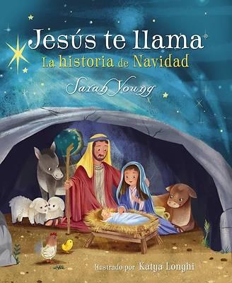 Picture of Jesús Te Llama