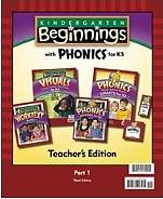 Beginnings Phonics Teacher Grd K5 3rd Edition