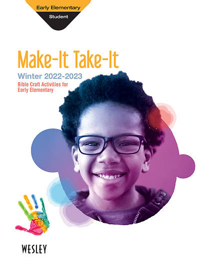 Wesley Early Elementary Make It Take It: Winter