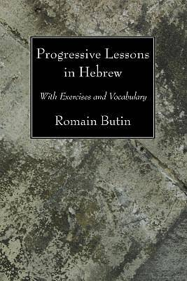 Picture of Progressive Lessons in Hebrew