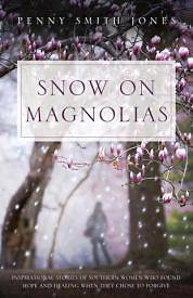 Snow on Magnolias