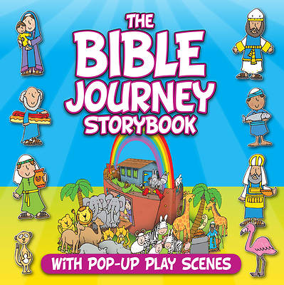 Picture of The Bible Journey Storybook