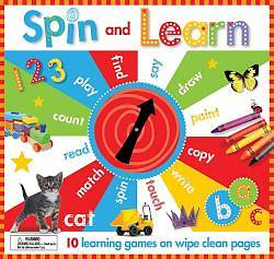 Spin and Learn [With Spinner]