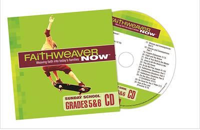 Picture of FaithWeaver Now Grade 5-6 CD Fall 2021