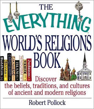 The Everything Worlds Religions Book