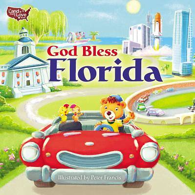 Picture of God Bless Florida