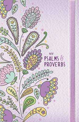 Picture of NIV Psalms and Proverbs, Purple