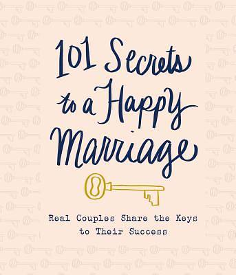 Picture of 101 Secrets to a Happy Marriage