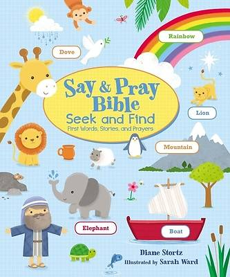 Say and Pray Bible Seek and Find