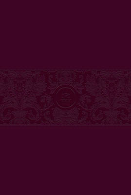 Picture of The Passion Translation New Testament (2020 Edition) Large Print Burgundy