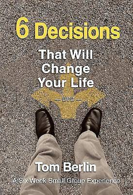 6 Decisions That Will Change Your Life DVD