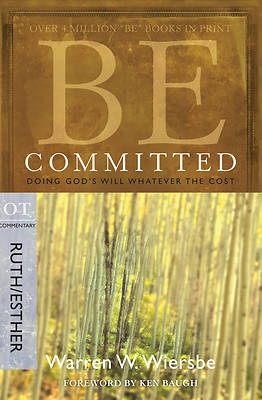 Picture of Be Committed (Ruth & Esther)