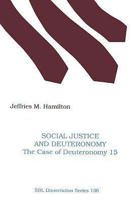 Social Justice and Deuteronomy