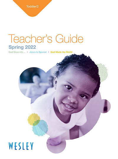 Wesley Toddler 2 Teachers Guide Spring