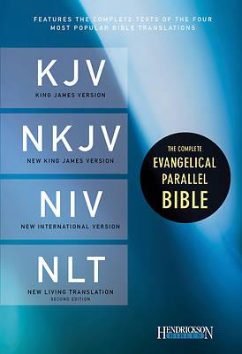 Picture of Complete Evangelical Parallel Bible-PR-KJV/NKJV/NIV/NLT