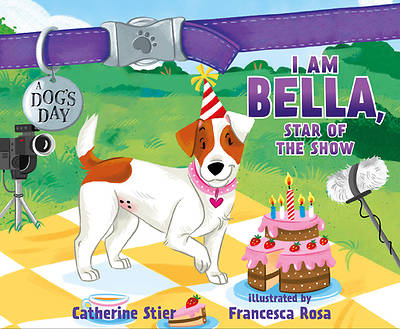 Picture of I Am Bella, Star of the Show, Volume 4