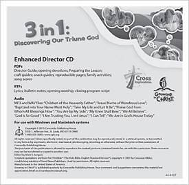 Discovering Our Triune God Enhanced Director