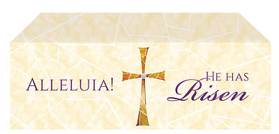 He Has Risen Easter Altar Frontal