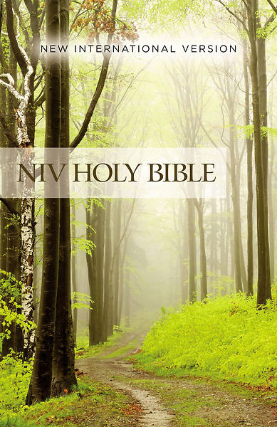 Picture of NIV Outreach Bible