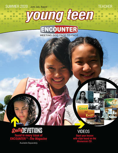 Picture of Encounter Young Teen Teacher Book Summer