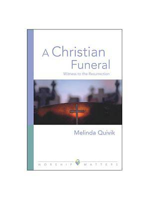Picture of A Christian Funeral