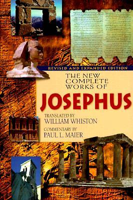 Picture of The New Complete Works of Josephus