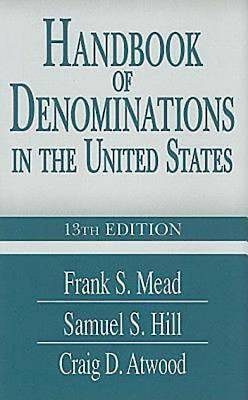 Picture of Handbook of Denominations in the United States 13th Edition